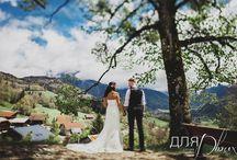 Boho wedding in France / Мы вернулись другие после этой свадьбы! Вдохновившись Альпийской природой, мы готовы свернуть горы!