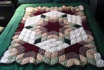 Blanket Baby Crochet