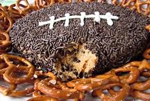 Football food!