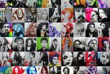 Rockstars / Carterles de concierto, gente y parafernalia asociada... / by Manú Iñaki