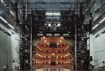 architecture / theaters & concert halls