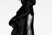 Modèles : Naomi Campbell