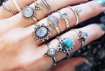 Necklace | Rings | Bracelet | Earrings / Necklace | Rings | Bracelet | Earrings