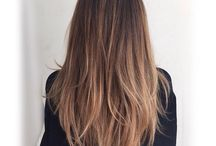 Haare - Frisuren & Schnitte