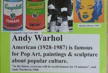 artista-ANDY WARHOL