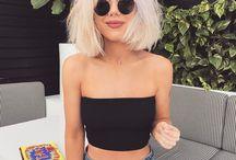 Hair styles !