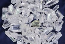 Arkansas Quartz Crystals / Our passion is Quartz Crystals! We love everything about them. From digging them, to cleaning them & selling them! They have been a wonderful addition to our lives!