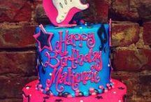 guitaar cake