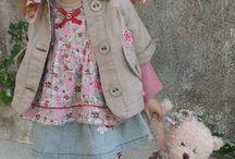 Dianne Effner - Arlene's Dolls / Adorable dolls collection sculpt by Dianne Effner & Arlene