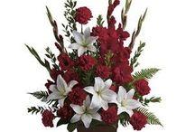 Funeral Flowers - sympathy arrangements