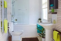 Bathroom decor ideas / by Asta Sukiene