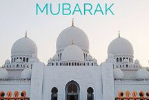 juma Mubarak greeting