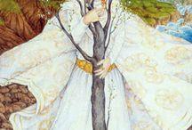 Brigit, Celtic Goddess
