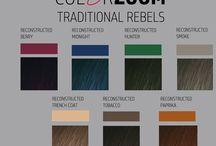 Rachael trend zoom / by La Vida Hair & Beauty