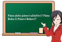 Slovenčina na slovíčko