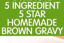 Gravy Brown