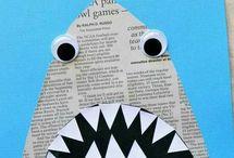 Zvieratka z papiera