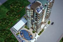 Новый проект Sunset Bay 3 /  Элитные апартаменты в Махмутларе, Алании, Турции. Высокий стандарт, 1 + 1 апартаменты по очень выгодным ценам. Сдача июнь 2015