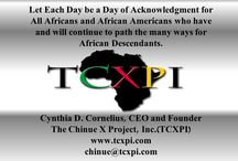 TCXPI BLACK HISTORY9 / On This Day In TCXPI History - SEPTEMBER