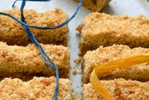 Baking - Flapjacks, Brownies and Bars / Bars and bites - delicious flapjacks. brownies, blondies and bards - some healthy, most not!