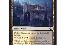 Magic the Gathering: Dragons Maze / The last instalment of the Ravnica pack, Dragons Maze, is available at Magic Madhouse. Take a look at our selection of cards below for a preview of what we offer.