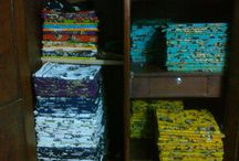 batik tulis / We design and create the highest quality handmade batik cap and batik tulis
