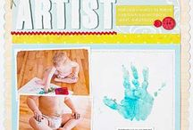 Scrapbook ideas / by Bonnie Callihan