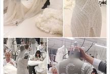 gown / gown  dress wedding clothes