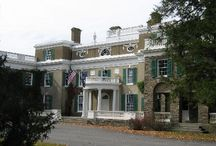 Historic Sites of The Hudson Valley / Images of some of the great historic sites you can see on a visit to the Hudson Valley in New York.