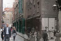 London: Then (1912) & Now (2012)