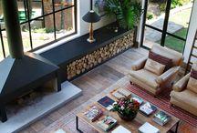 Living room - Interior design / Inspirations & ideas