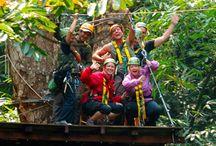 Zipline Tour Thailand