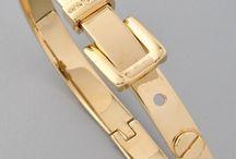 Bracelet / Golden bracelet