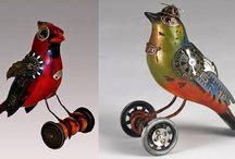 Mullanium's birds