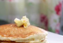 Search for the Perfect Pancake