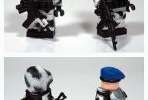 Лего кастом