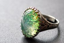 Green Day. / Gorgeous green items.