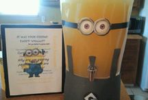 Minions! Party!!!