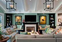 Family Rooms / by Carol Malloy