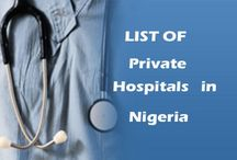 Private Hospitals in Nigeria