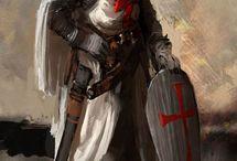Templar art