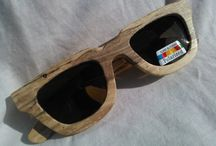Geraldine Wood Sunglasses / Geraldine Wood Sunglasses
