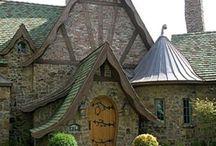 Maisons féeriques