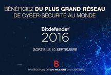 Bitdefender 2016 / Bitdefender 2016 est sorti le 10 septembre 2015 !