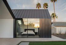 Tilbygning house extensions
