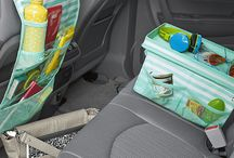 Car Organization / Your car is your home away from home - and it can be just as messy. Manage carpool clutter with solutions that are ready for the road / by Thirty-One Gifts