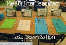 Education - Organization / by Kathryn Bahler
