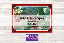 July 4th Independence Day / Fabulous ideas for July 4th