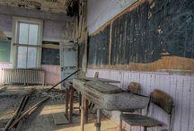 Abandoned & Deserted
