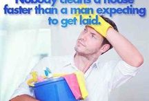 .:Funnies - It's a Man's World:.